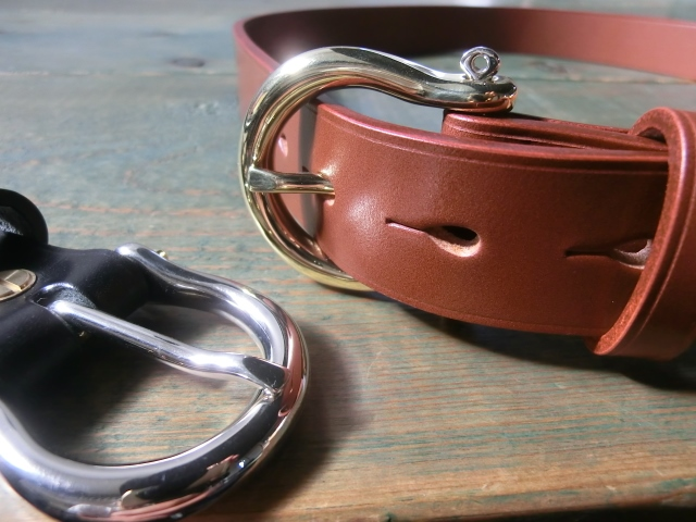 blidle leather belt