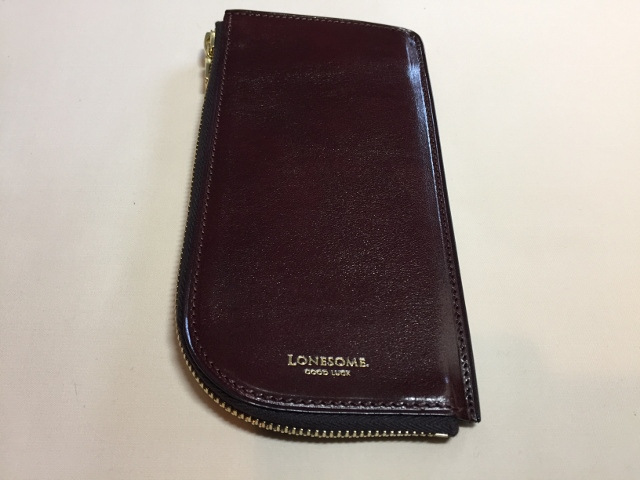 L ZIP LONG WALLET 8