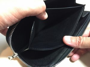 L ZIP LONG WALLET 3