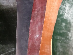 bridle leather color