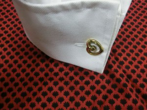double heart cufflinks-6
