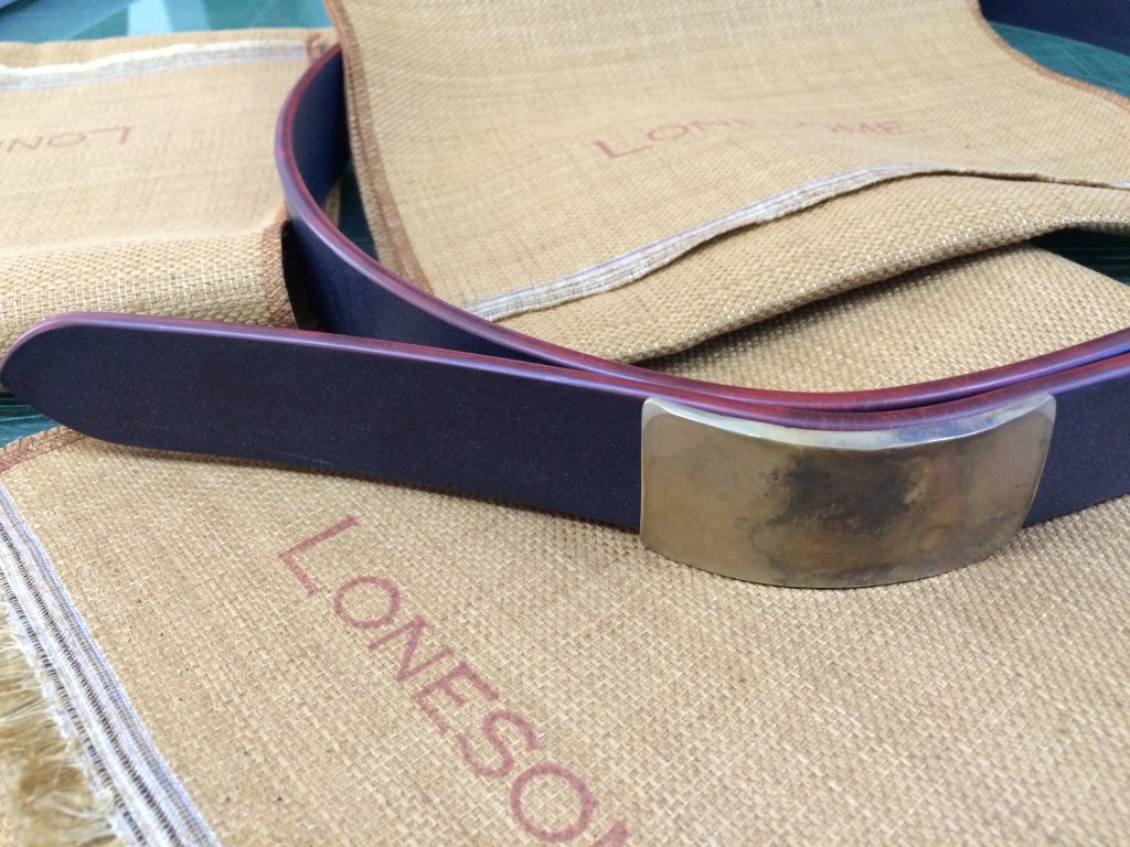 bridle belt 3