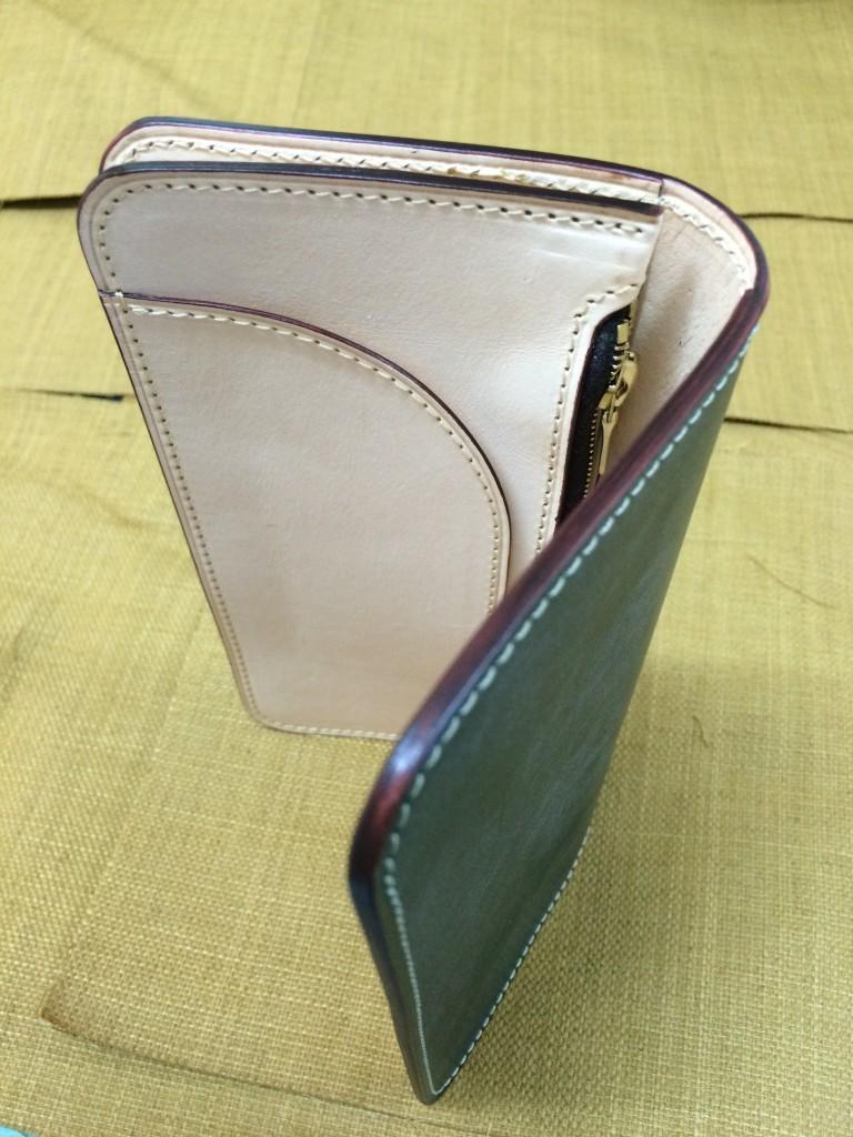 bridle long wallet 1