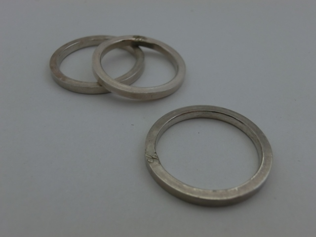 TRIPLE RING ~plain~ 1