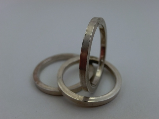 TRIPLE RING ~plain~3