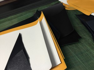 embossing leather 1