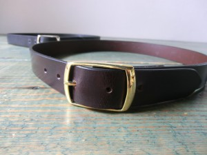 CA-19 UK BRIDLE BELT 1