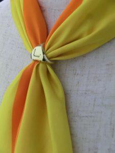 scarf ring -tetra- 3