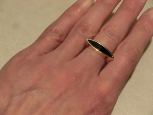 marquise onyx ring 4