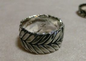 laurel wreath ring m 1