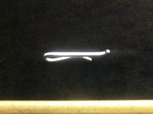 シルバー製ネクタイピン