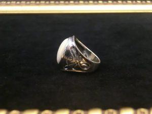 象牙のリング1