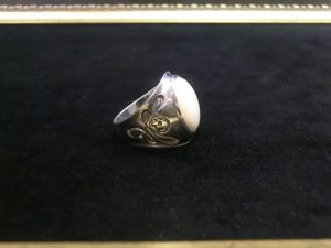 象牙のリング6