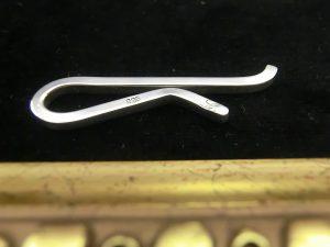 シルバー製ネクタイピン6