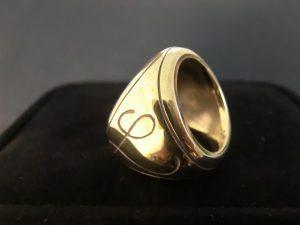 vintage scarf ring 1