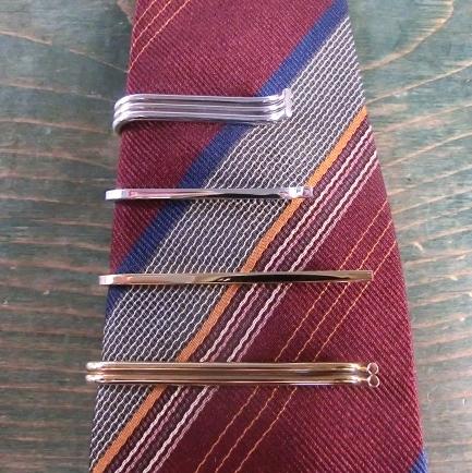 hande made tie pin 1
