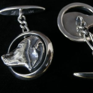 dog cufflinks 3