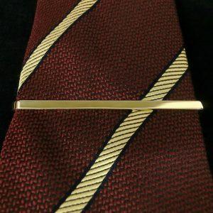 tie slide flat bar 8