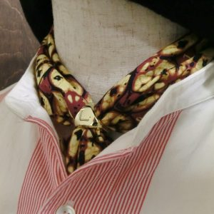 scarf ring 12