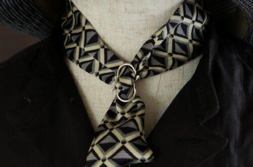 スキニースカーフ用のリング